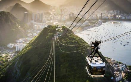 Healthy Restaurants, Cafés and Bars in Rio de Janiero