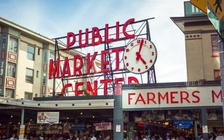 Healthy Restaurants, Cafe's & Bars in Seattle