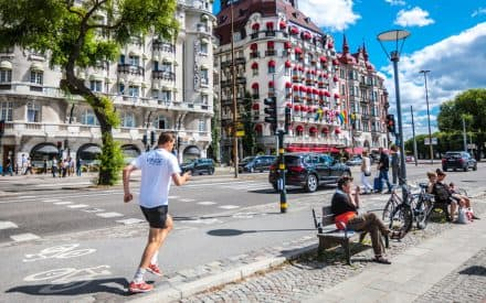 A Stockholm Fitness Itinerary