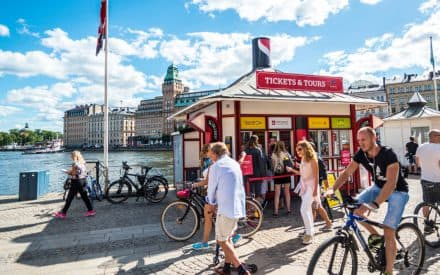 Healthy Restaurants, Cafe's & Bars in Stockholm