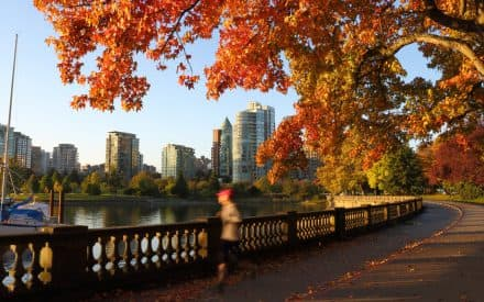 A Vancouver Fitness Break Itinerary