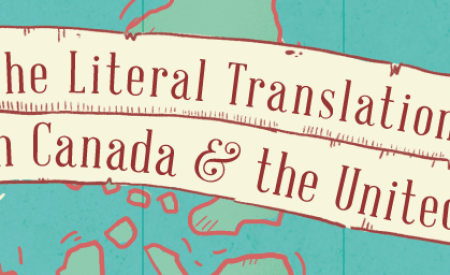 The Literal Translation of Places in Canada & the United States