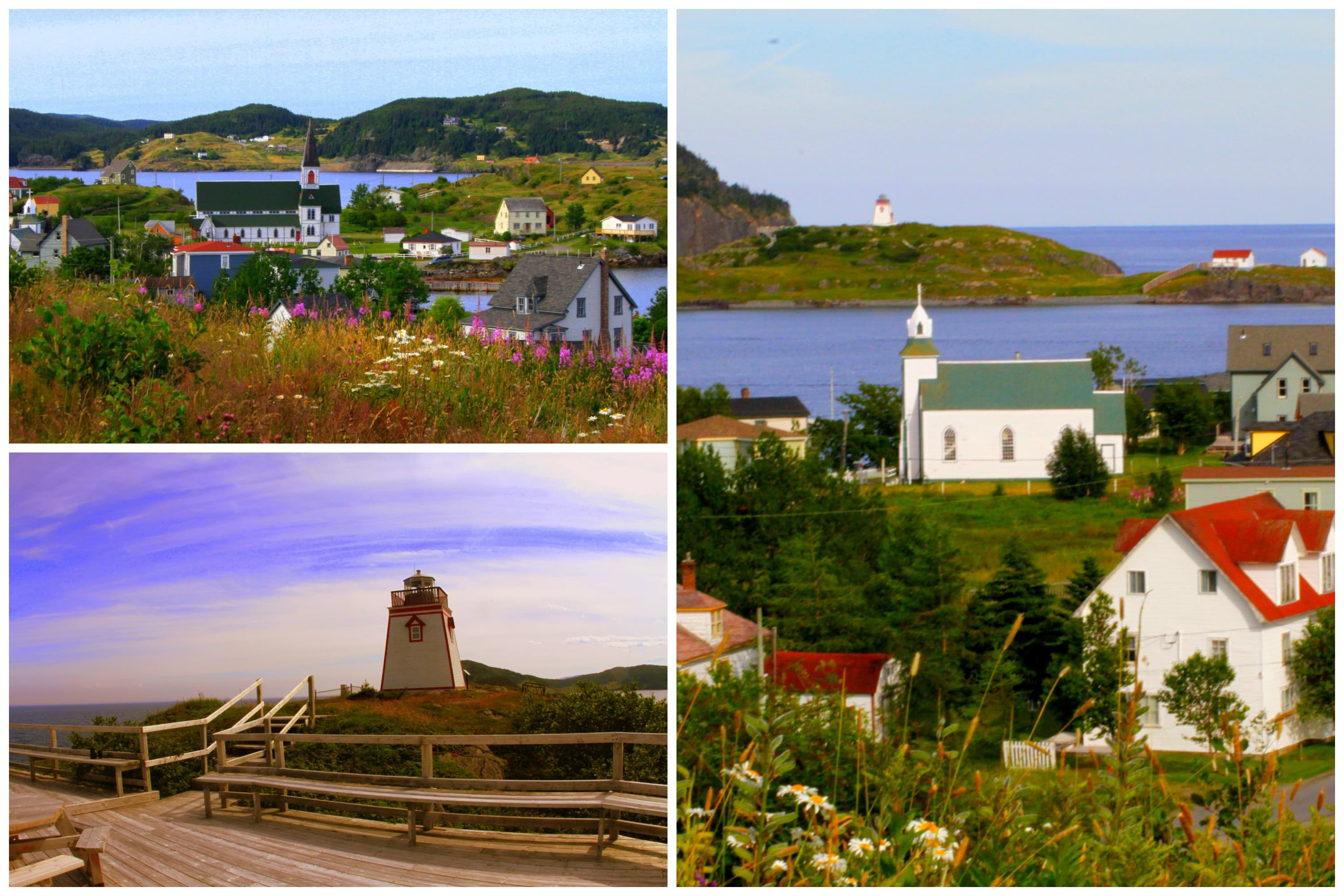 Trinity, Newfoundland and Labrador, a top historical town in Canada