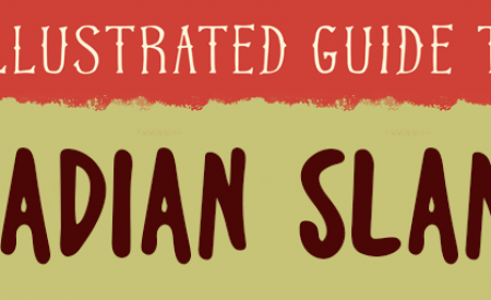 An illustrated guide to Canadian slang [Infographic]