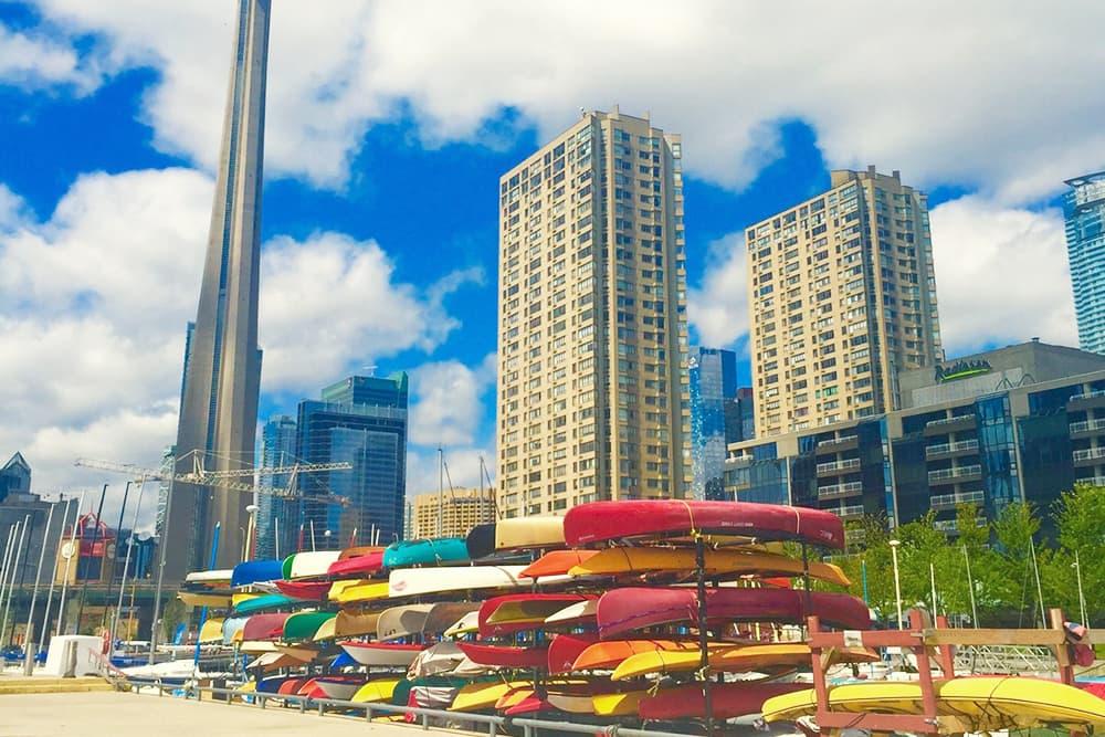 toronto canoes