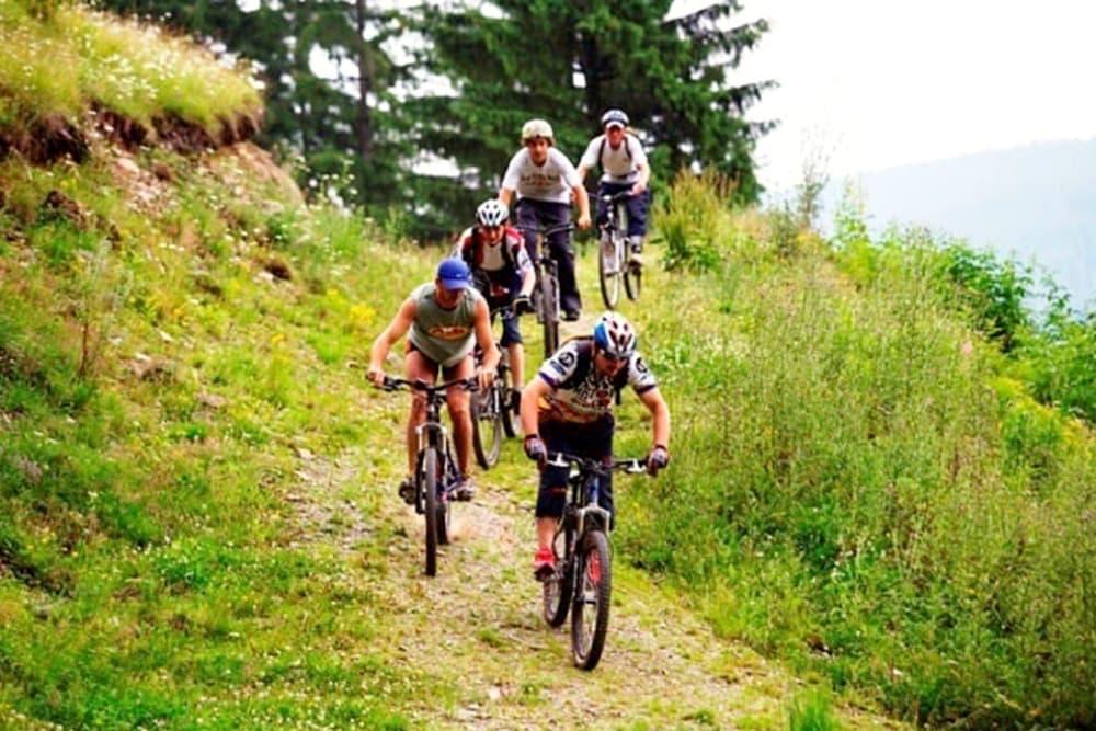 mountain biking near st. catherines