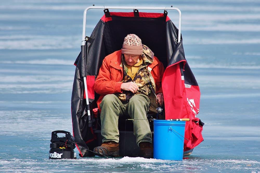 dauphin ice fishing