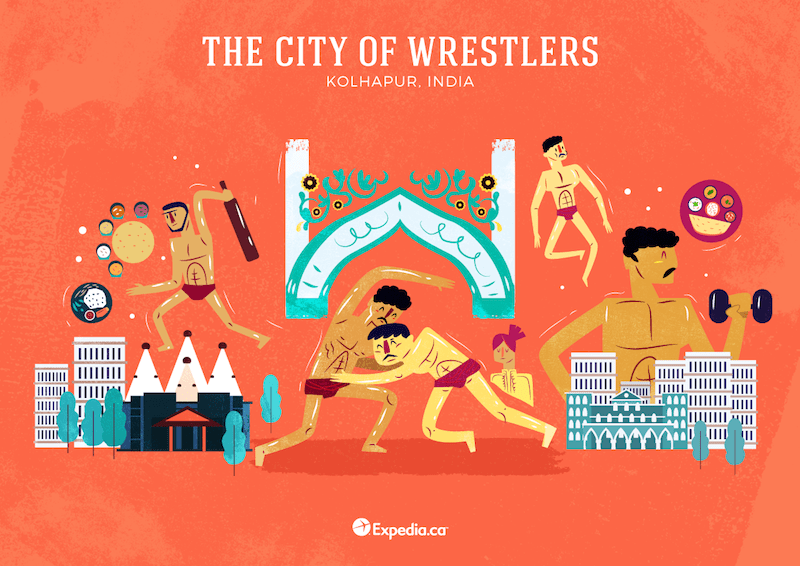 The City Of Wrestlers – Kolhapur, India