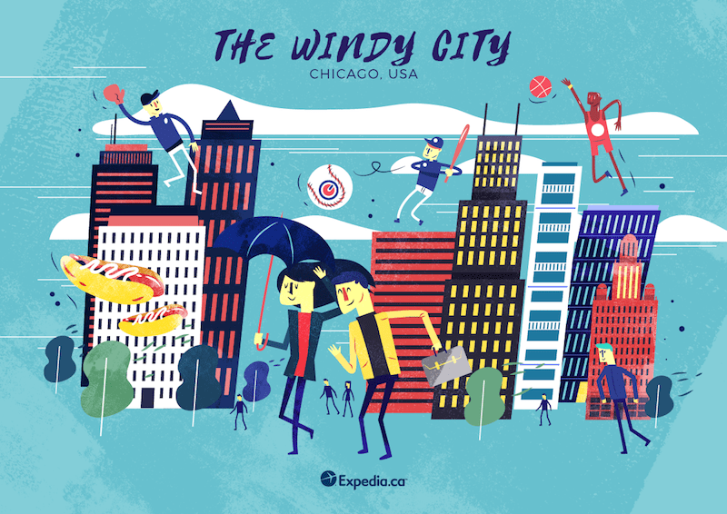 The Windy City – Chicago, USA