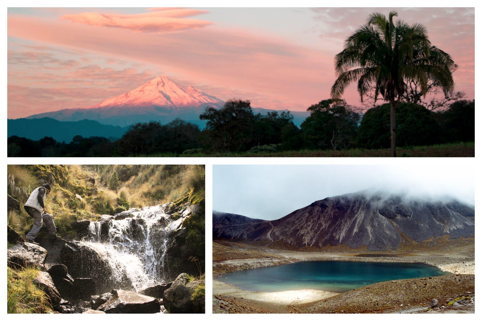 Mexican landscapes