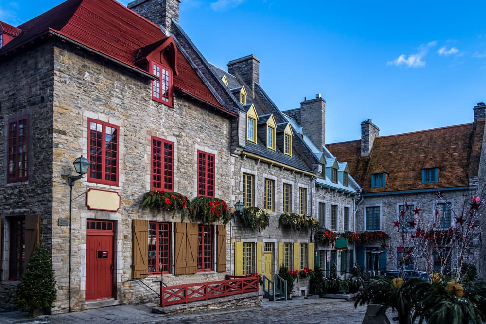 Views of Old Quebec