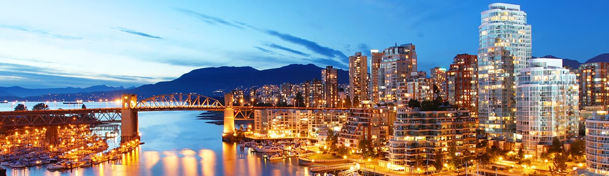 10 of Canada's Coolest Downtowns