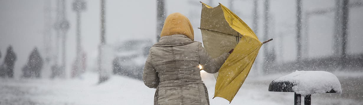 Cities with the Most Miserable Winters, Ranked