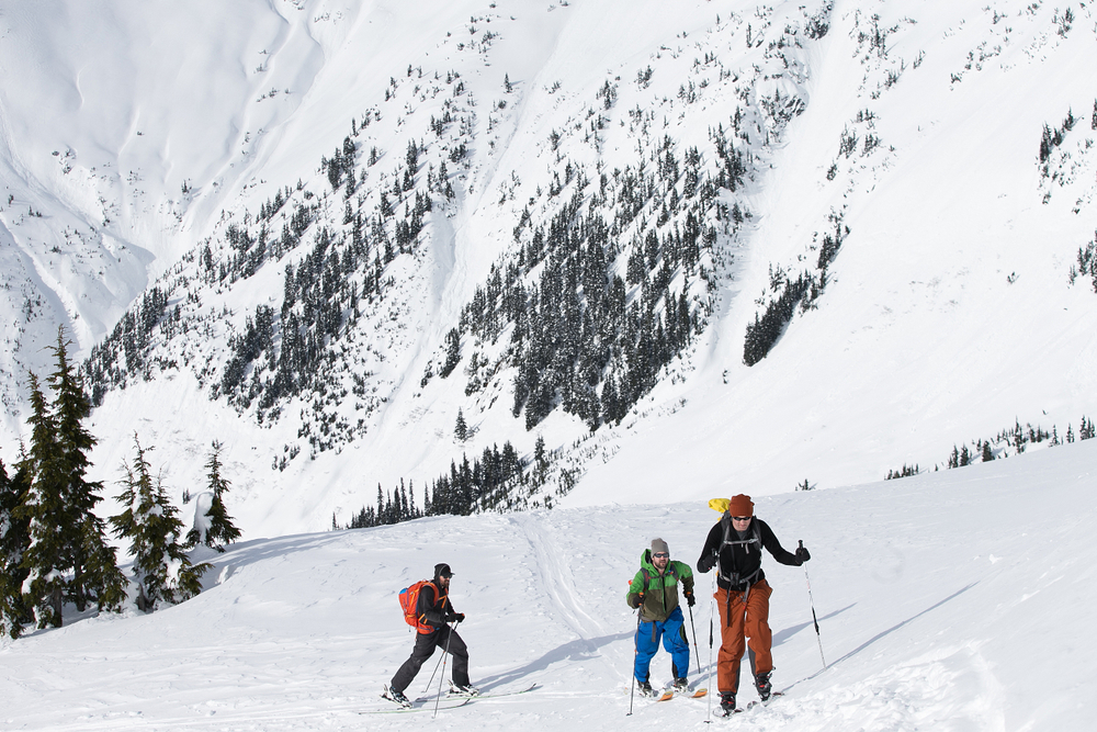 Skiing in Terrace, BC, one of Canada's snowiest places