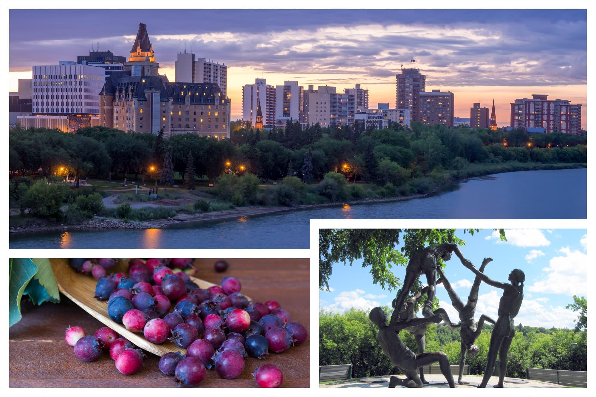 Saskatoon, Saskatchewan Vacation Places to See