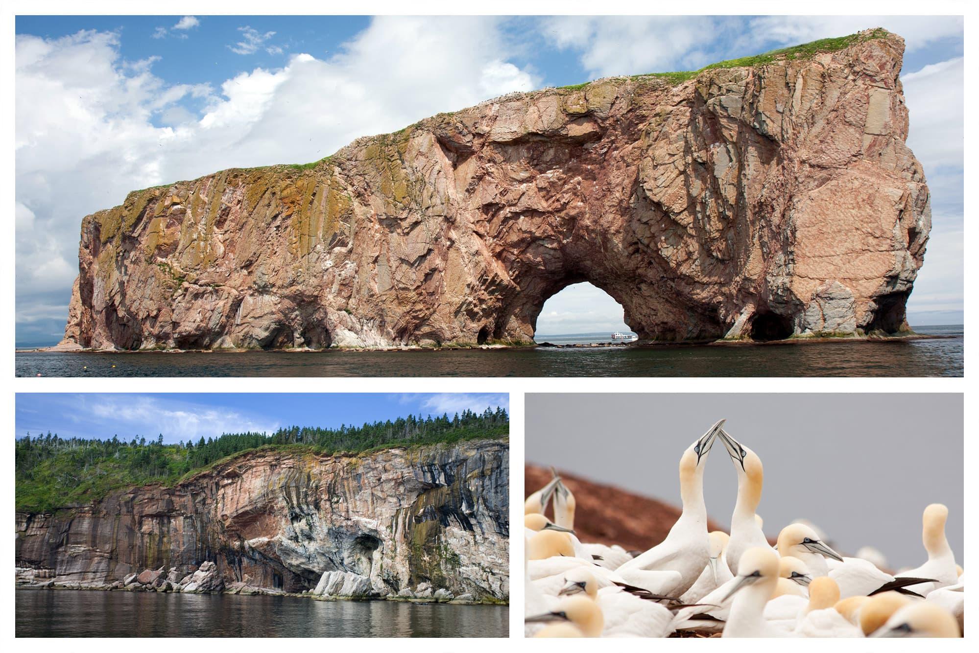 Percé, Quebec Places to Visit