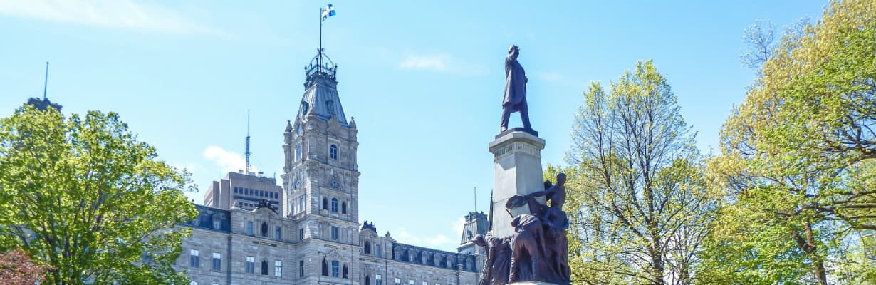 Must-See Spots in Quebec City