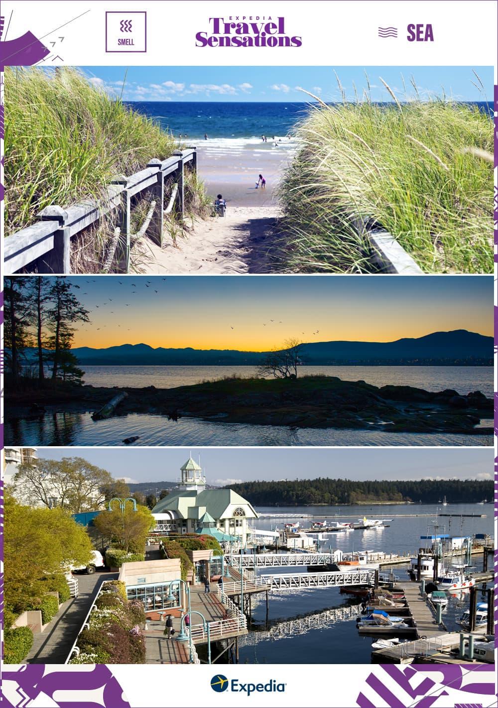 coastal views of Canada