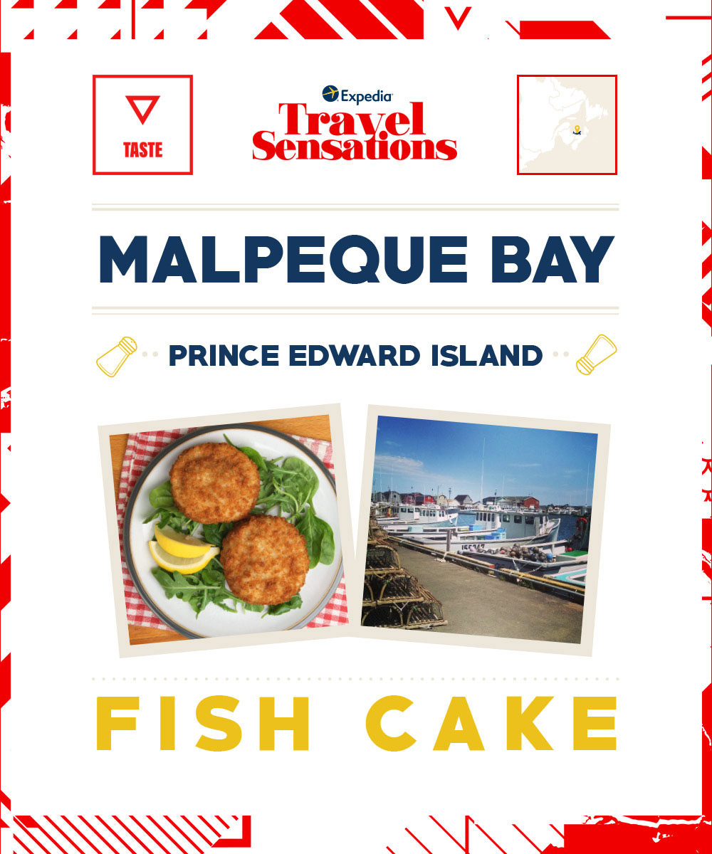 The top flavours in Malpeque Bay, Prince Edward Island