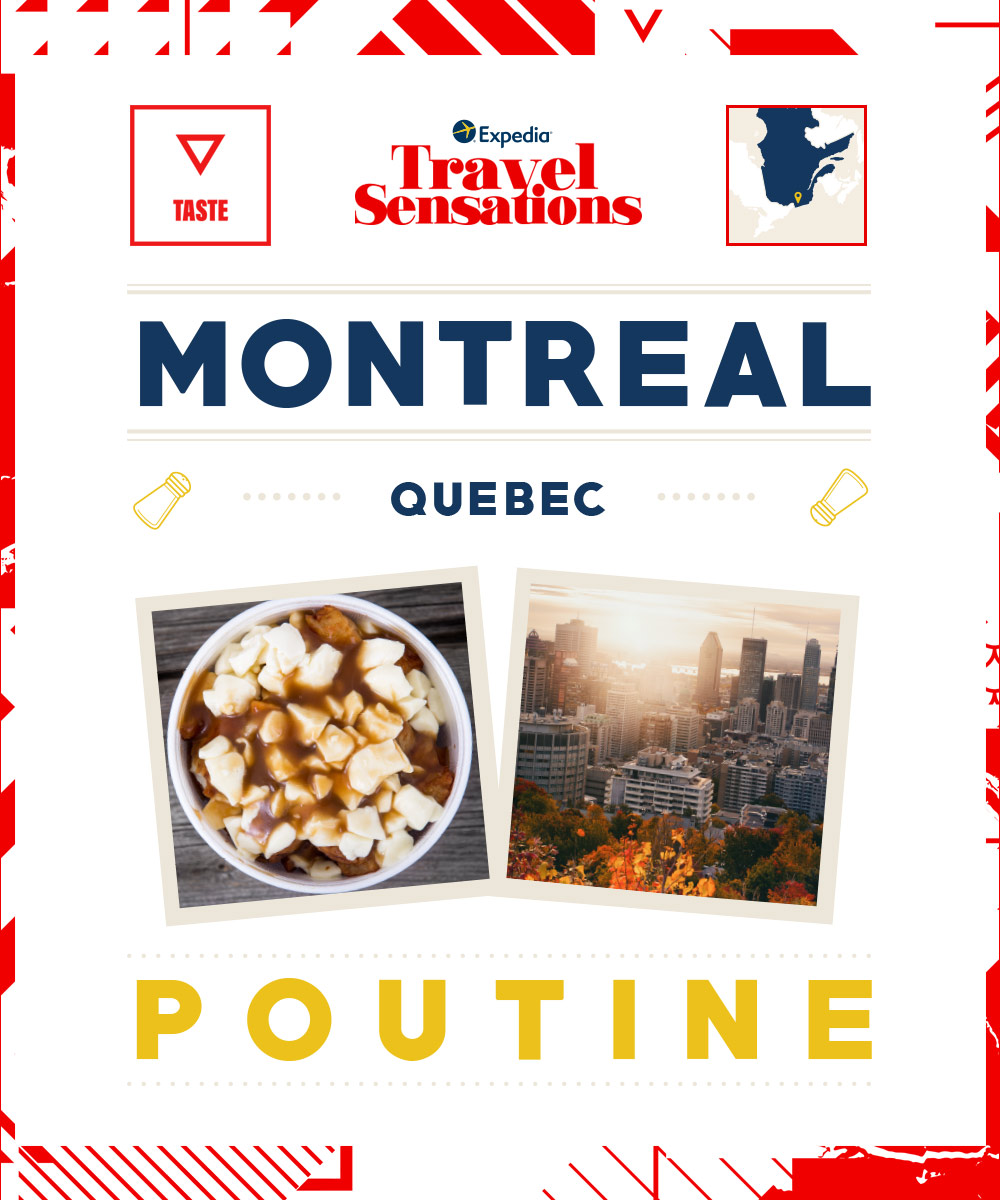 The top flavours in Montreal, Quebec