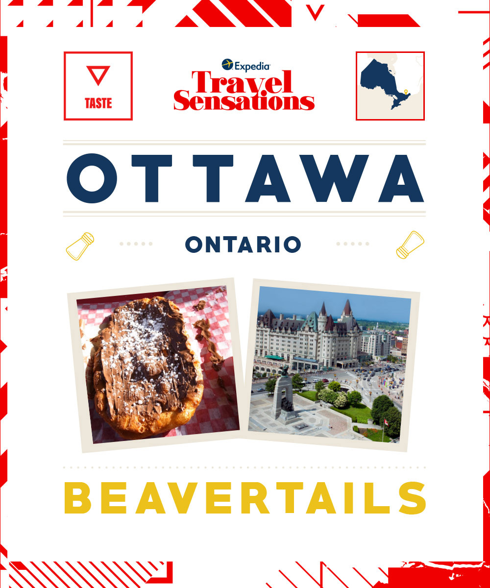 The top flavours in Ottawa, Ontario