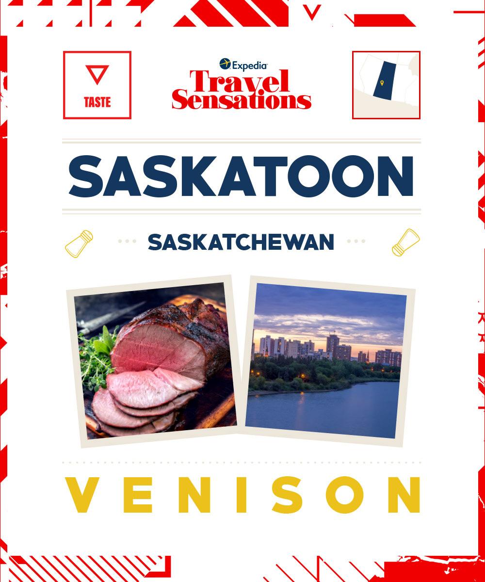 The top flavours in Saskatoon, Saskatchewan