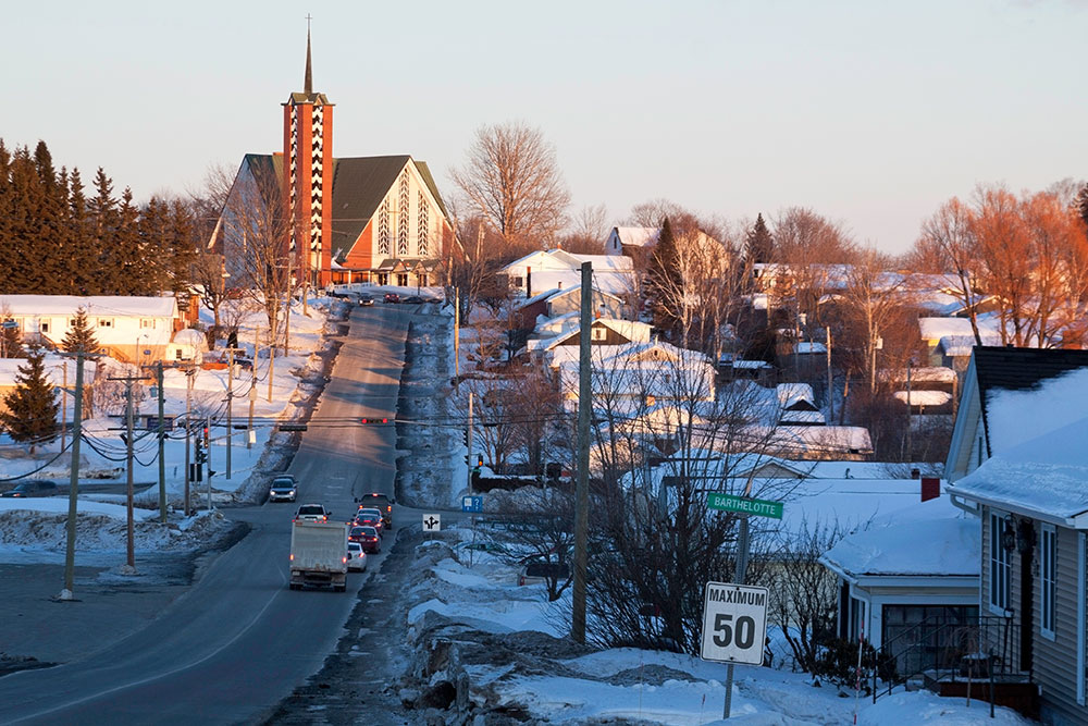 Views of Bathurst, New Brunswick, one of the best places to visit in 2019