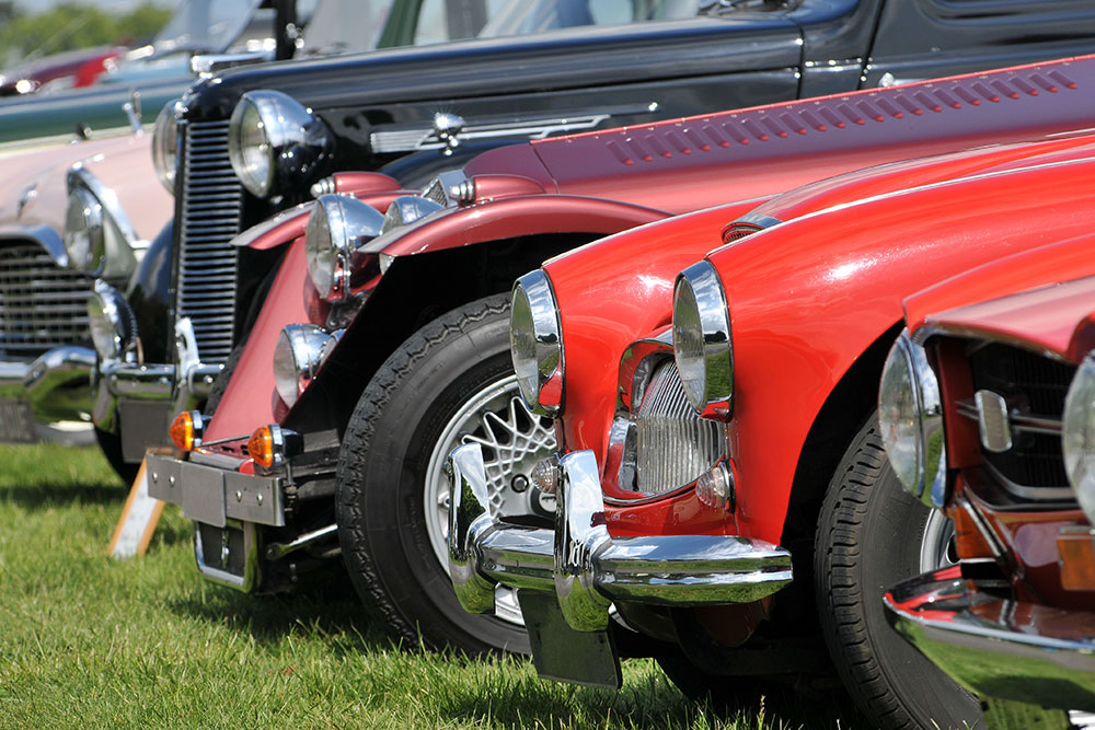 Classic cars in Chatham-Kent, Ontario, one of the best places to visit in 2019