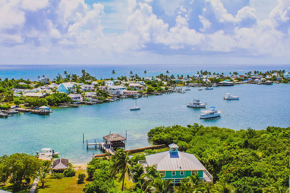 Hope Town, Bahamas, one of the top places to visit in 2019