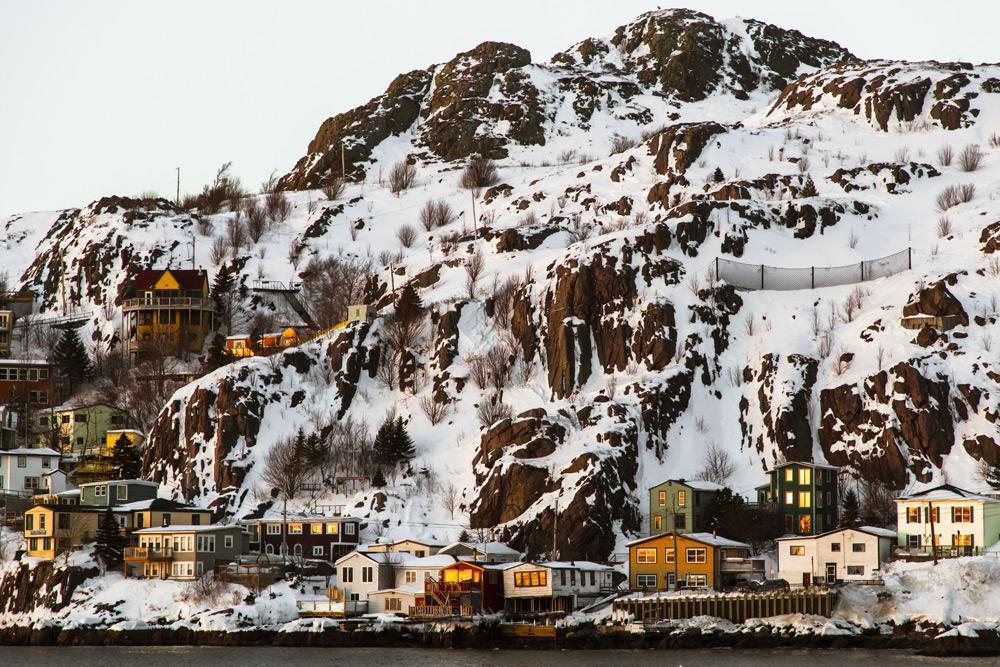 St. John's, Newfoundland and Labrador--a top winter destination in Canada