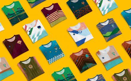 Soccer Jerseys Inspired by Regions of Europe