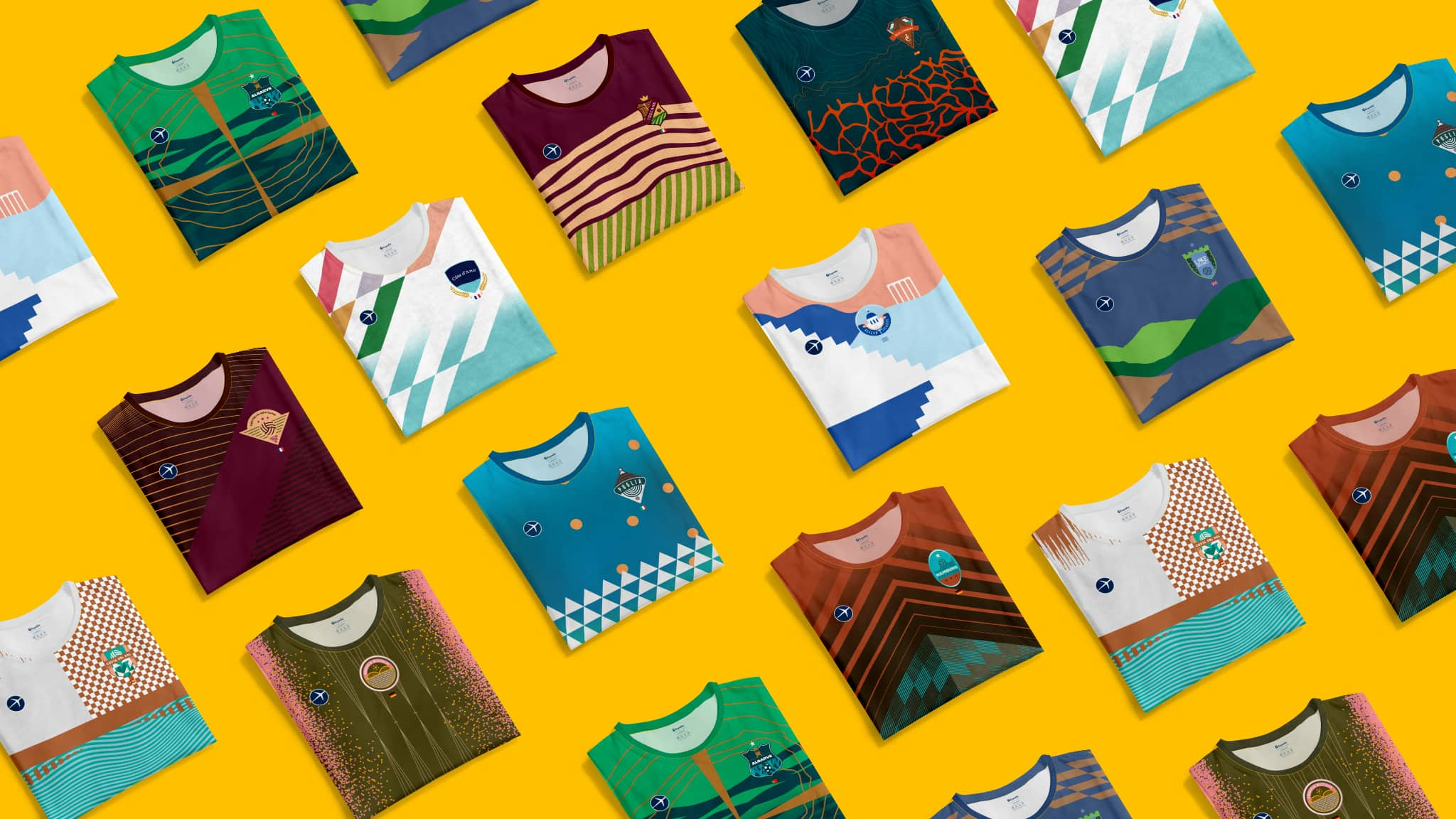 soccer jerseys inspired by european regions
