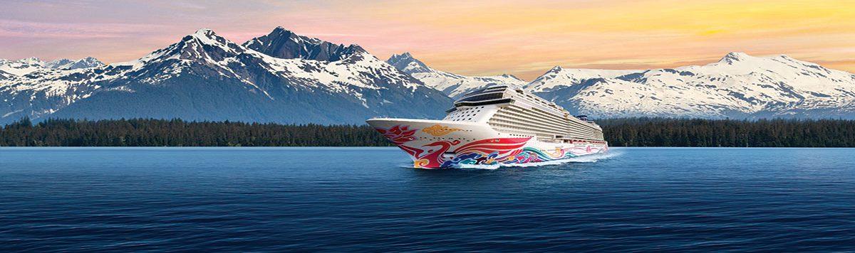 Alaskan cruise on the Norwegian Joy