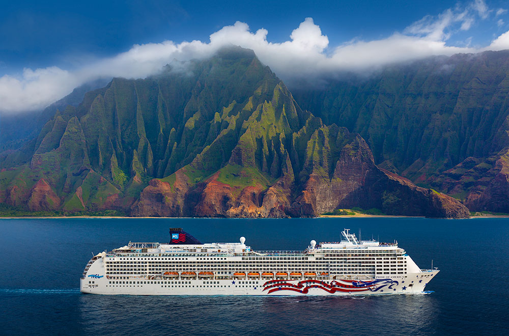 A Hawaii cruise aboard the Pride of America
