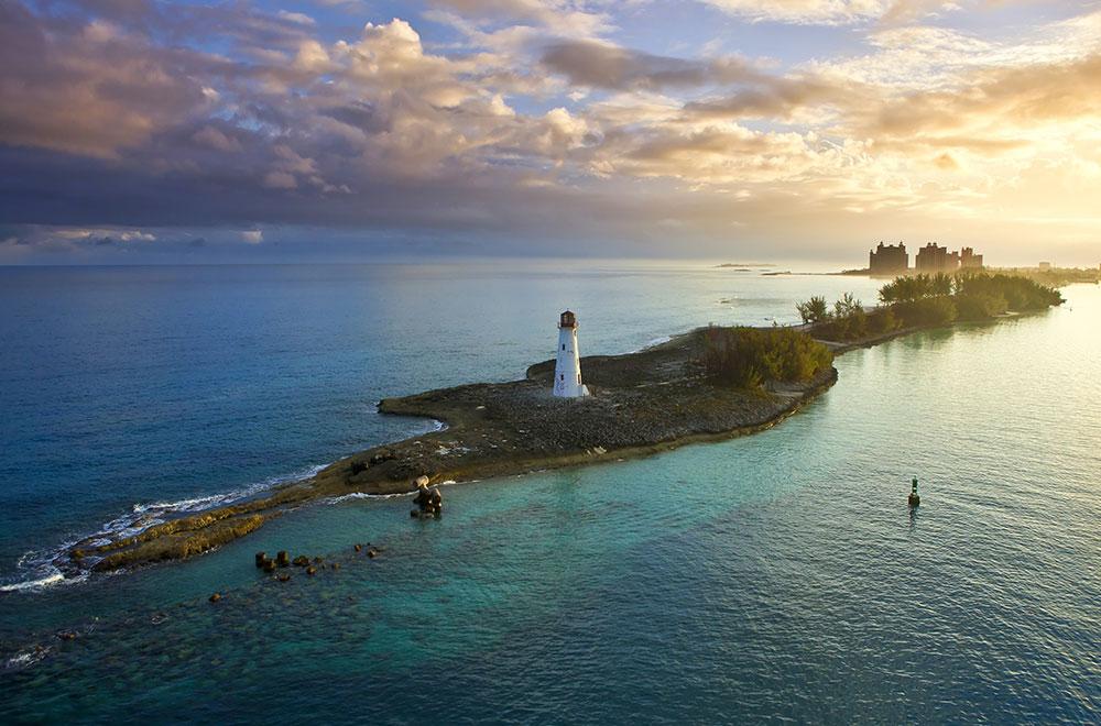 Lighthouse on Paradise Island, Nassau