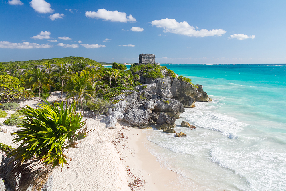 tulum beach best beaches