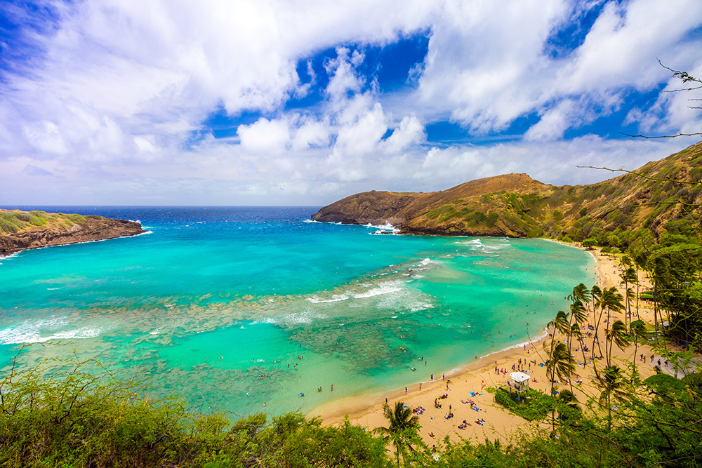 hanauma Bay best beaches