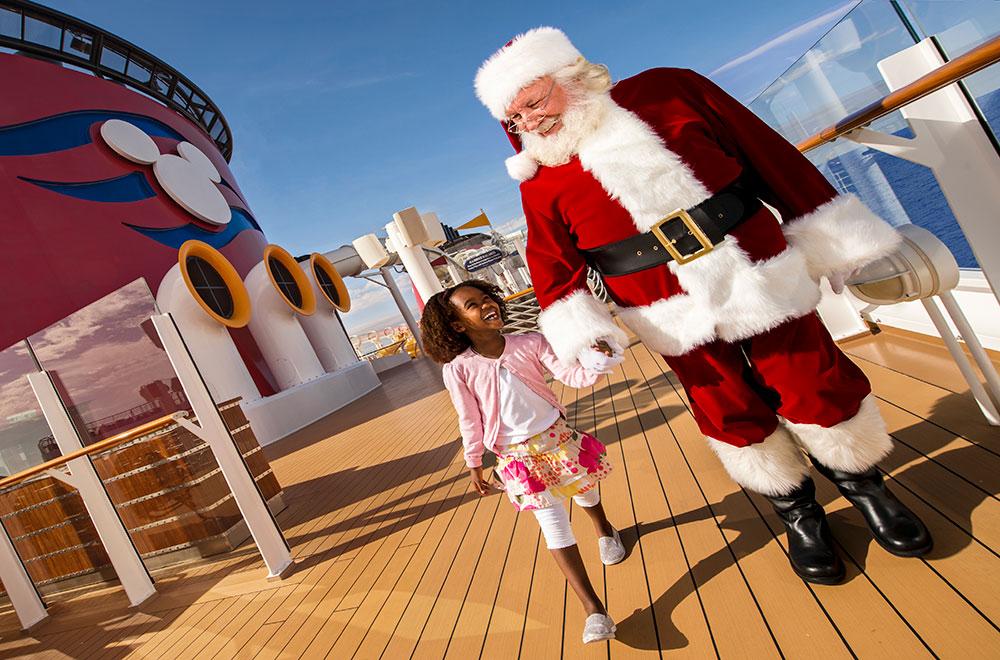 A Christmas cruise at Disney Fantasy