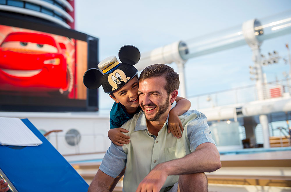 Disney Cruise Line is perfect for first time family cruisers
