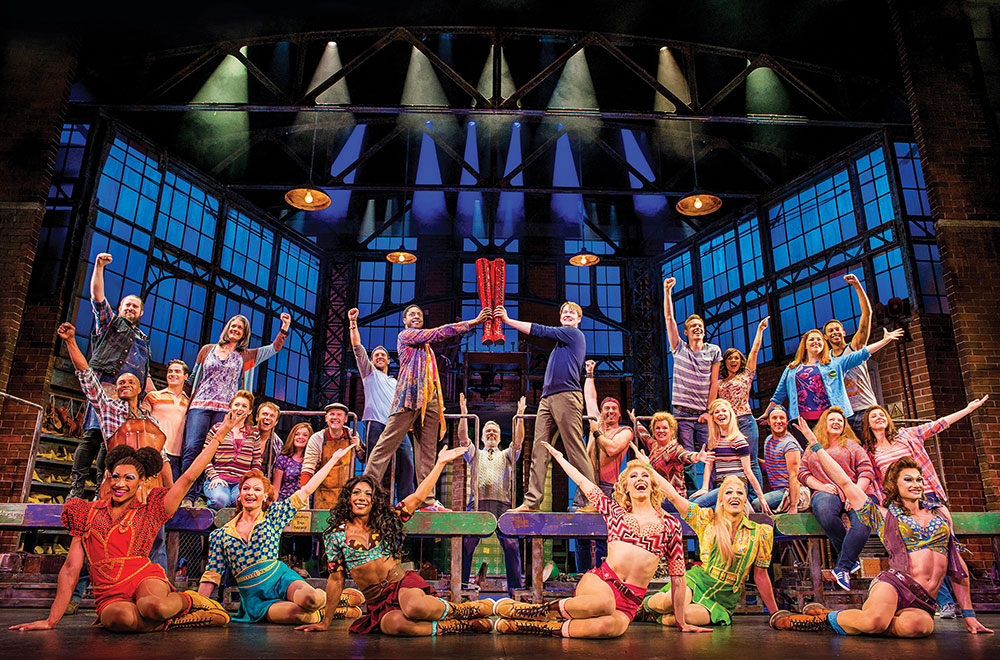 Vibrant Broadway shows at Norwegian Cruise Line