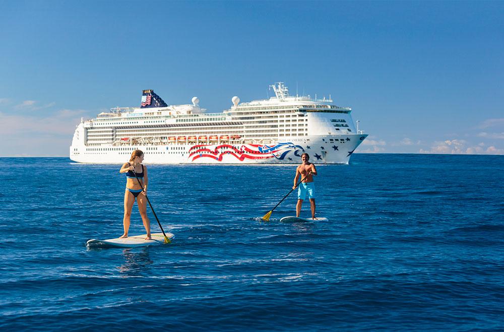 Great cruise activities in Hawaii cruise