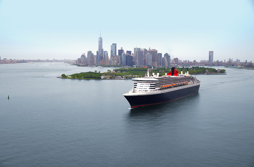 Experience New York City with Queen Mary 2