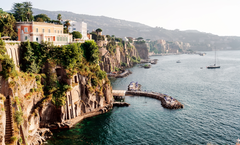 sorrento day trips from rome