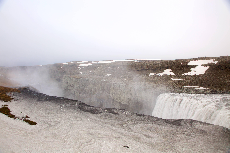 Falls of Dettifoss, Iceland