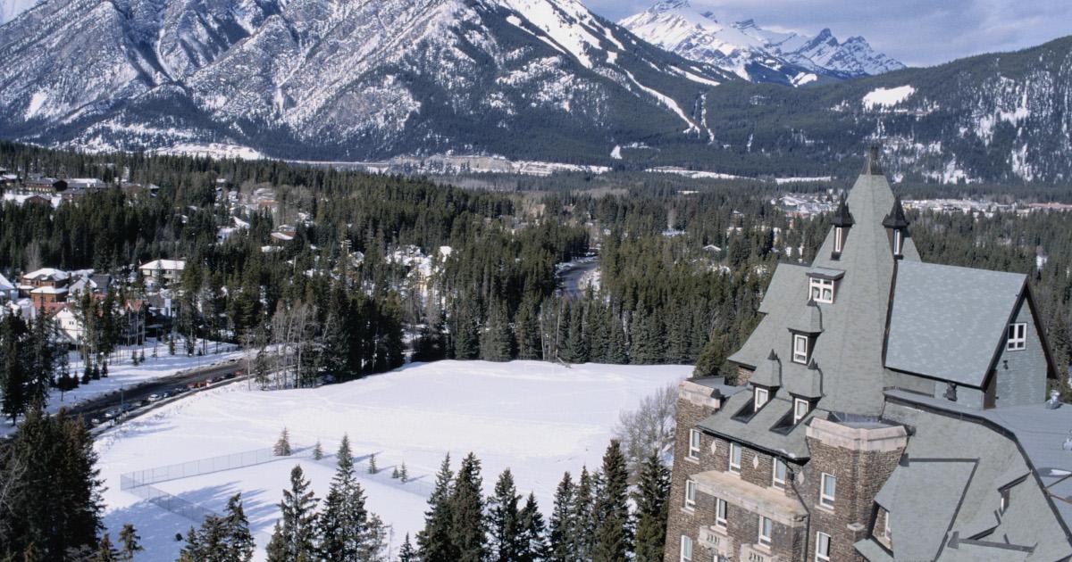Top winter vacation destinations in Canada