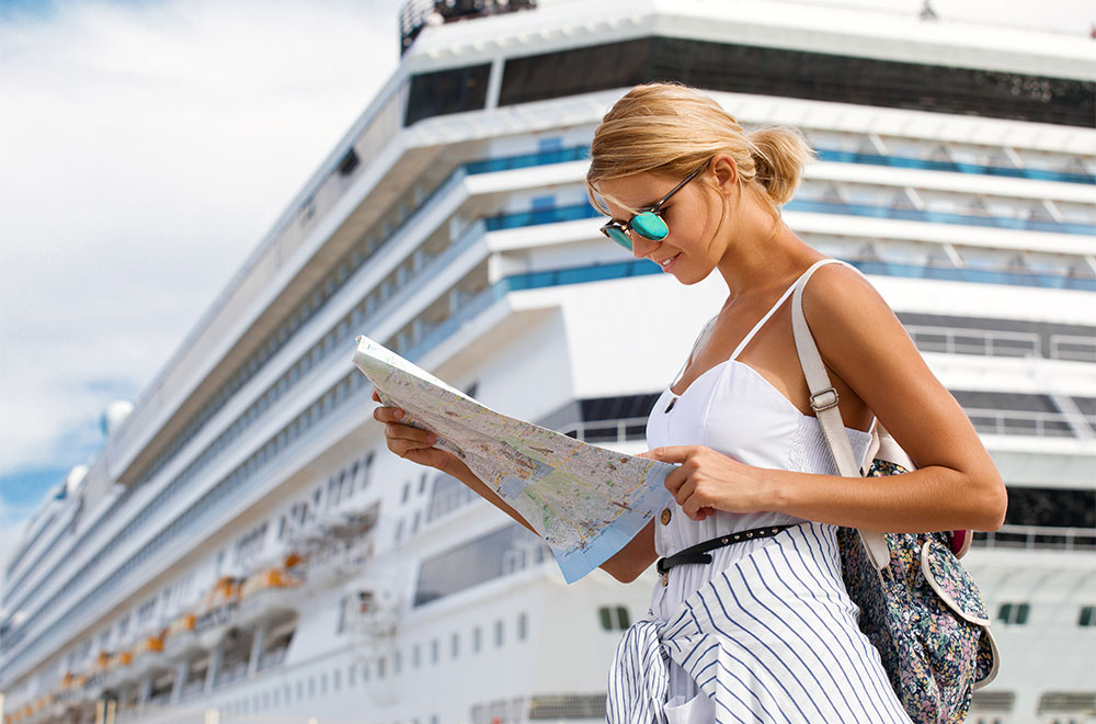 Organizing your own cruise excursions gives you a lot of flexibility