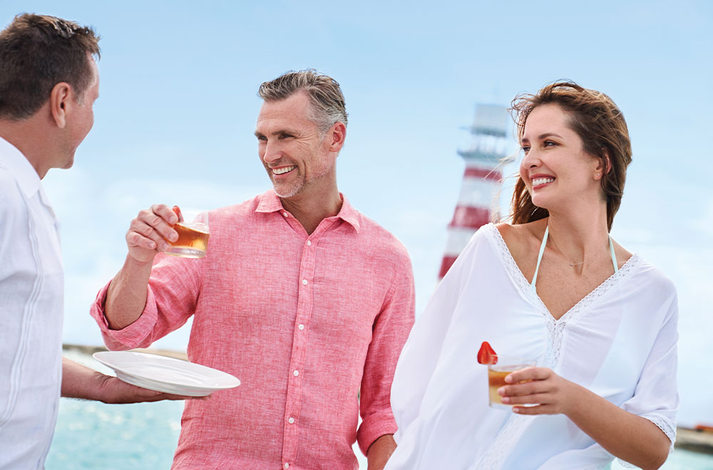 MSC's drinks package extends to Ocean Cay