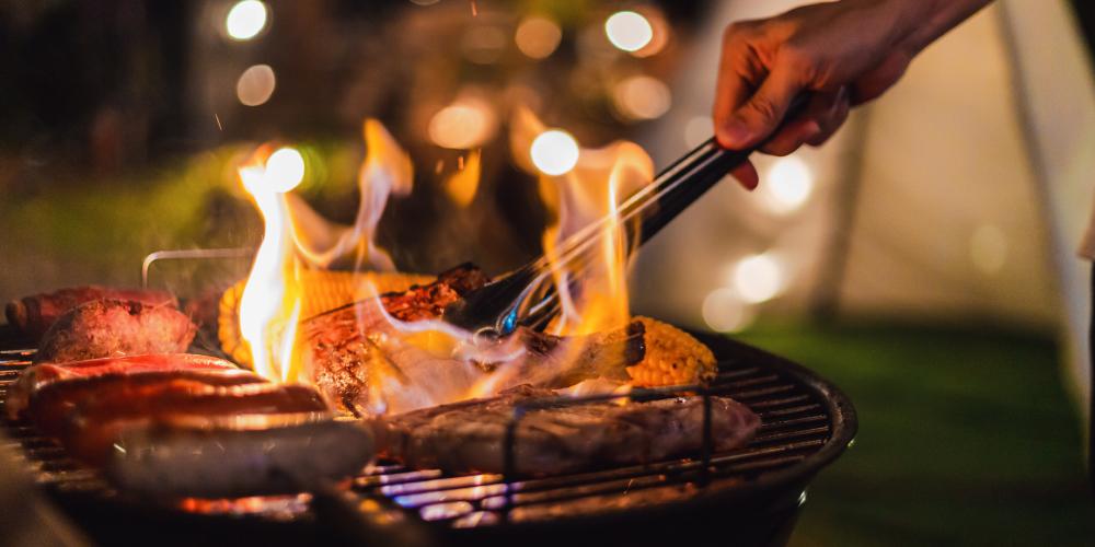 Virtual barbecue