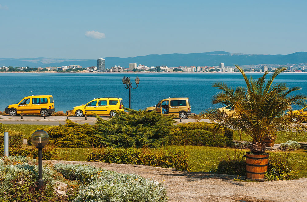 Hire a taxi for your your own cruise excursion