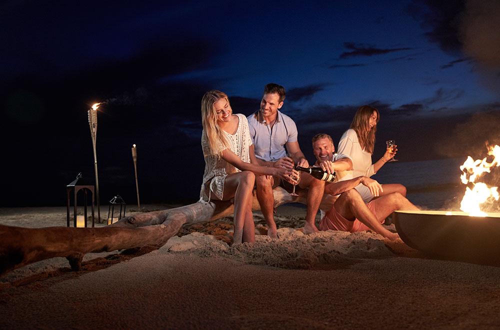 Nightlife at Ocean Cay